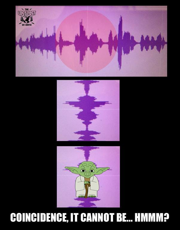 Star Wars Waveform