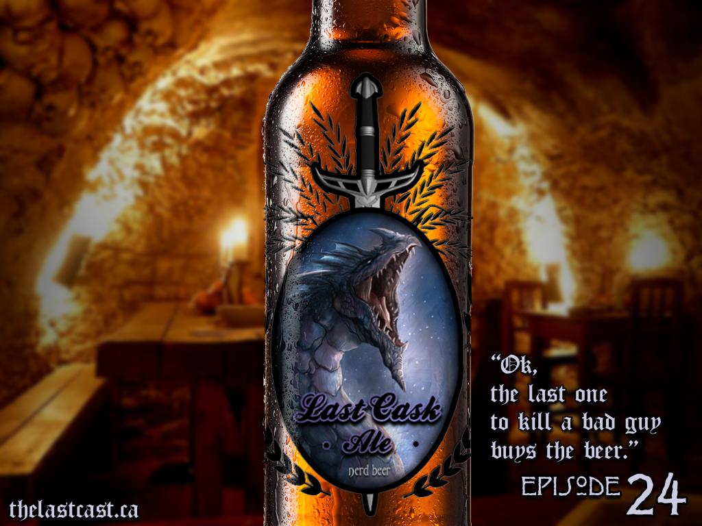 Last Cask Ale